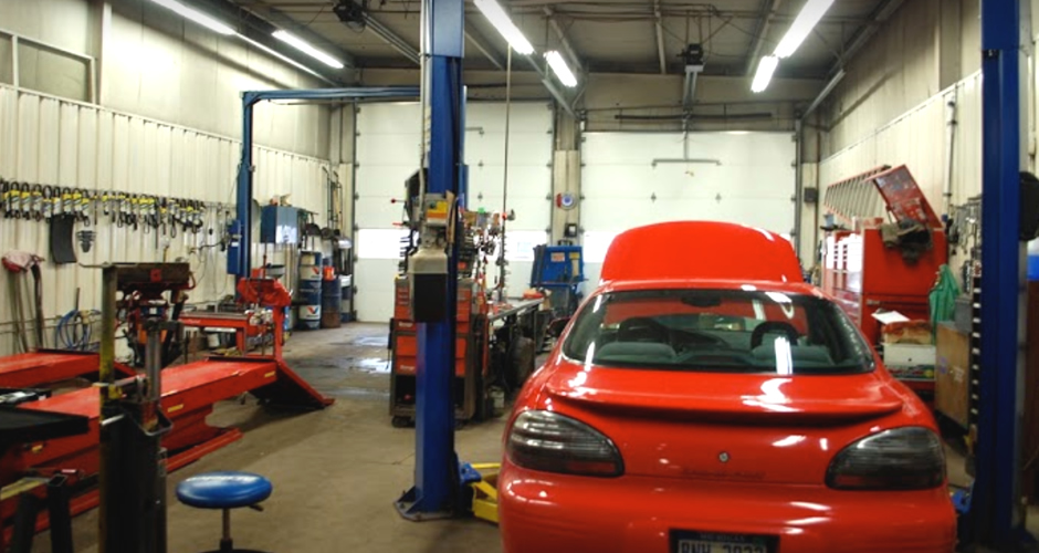 What Is A Spark Plug >> Auto Maintenance | Fleet Service